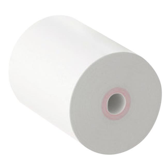 ティーピーピー 感熱式 チケット レシート キッチン ロール紙 感熱紙 G5840 ホワイト 58×40mm コアレス 巻長19m 100巻入 TPP Thermal Ticket Receipt Kitchen Paper Roll Thermal Roll G5840 White 58×40mm Coreless Length 19m 100 Rolls