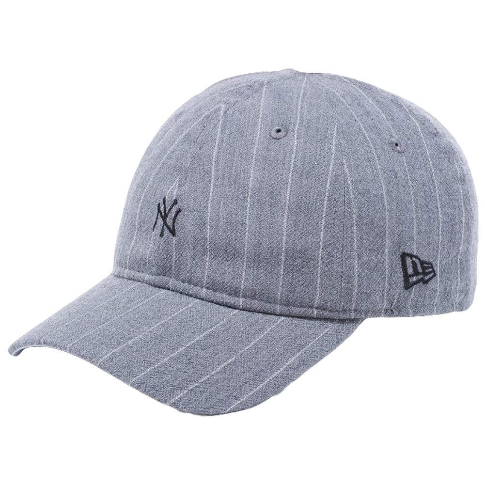 71d29f3f New gills 930 cap New York Yankees Small logo pin-stripe Grace tripe black  New ...