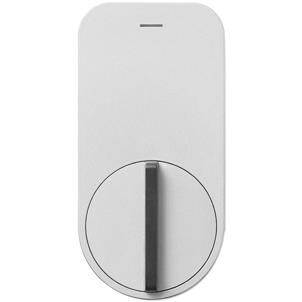 キュリオ スマートロック Q-SL1 シルバー Qrio Smart Lock Q-SL1 Silver【あす楽対応_近畿】【あす楽対応_中国】【あす楽対応_四国】【あす楽対応_九州】