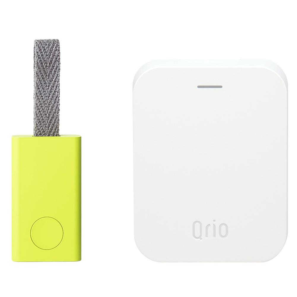 キュリオ ただいまキット Q-TK1-LY ライムイエロー Qrio Tadaima Kit Q-TK1-LY Lime Yellow【あす楽対応_近畿】【あす楽対応_中国】【あす楽対応_四国】【あす楽対応_九州】