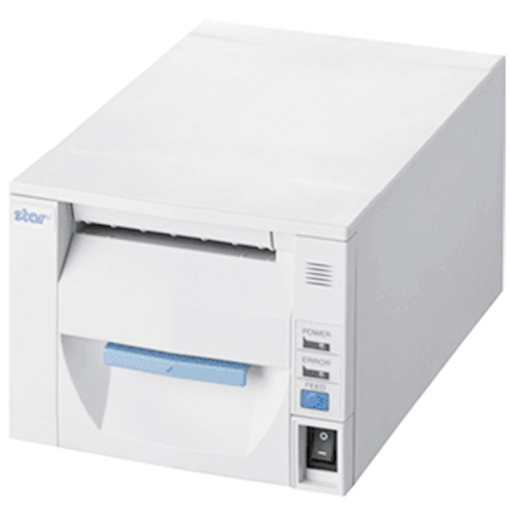 スター精密 据え置き型感熱式プリンター FVP10シリーズ FVP10UE3-24J1 JP Ethernet接続 ホワイト Star Micronics Stationary Thermal Printer FVP10UE3-24J1 JP Ethernet White