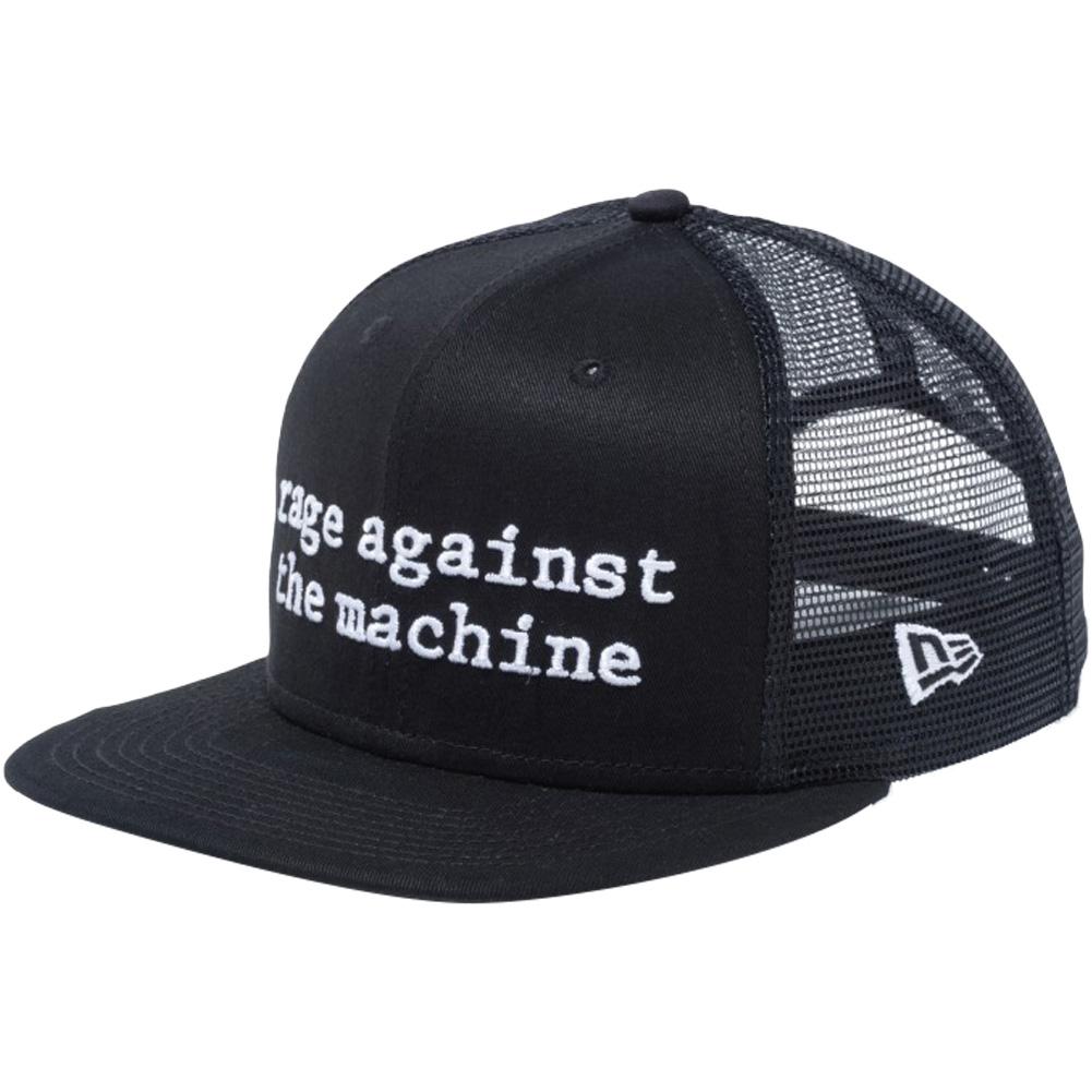 Snap On Tools Vintage Logo Hat Black White Mesh Trucker Baseball Cap Adjustable