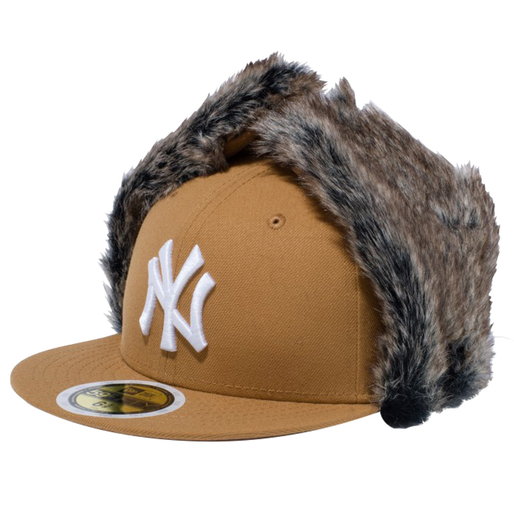 8ce8b865a1078 New gills 5950 kids cap dog-ear basic fabric New York Yankee suite New Era  59FIFTY Kids Cap Dog Ear Basic Fabric New York Yankees Wheat