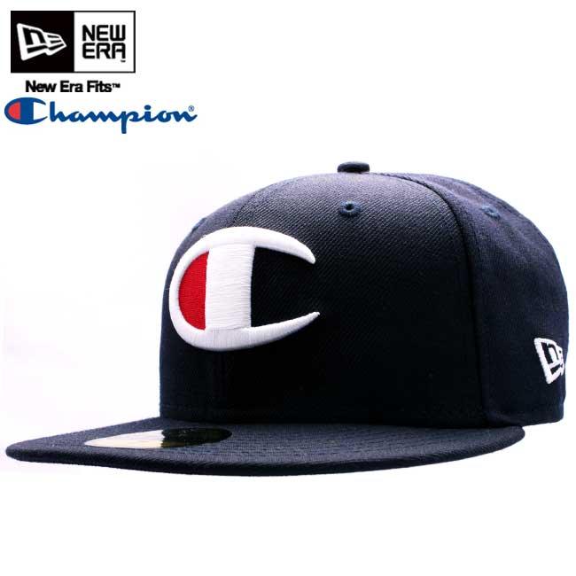 Champion X new gills cap multi-logo navy   multi-CHAMPION X NEWERA Cap  MULTI LOGO Navy Multi f3db25a1b1f