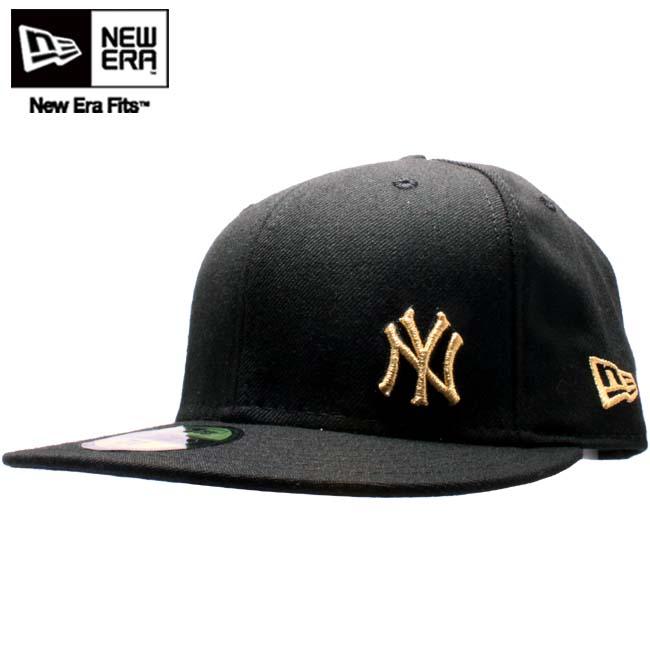 New era Cap Flores New York Yankees black   gold New Era Cap FLAWLESS New  York Yankees Black Gold 1d7580e46