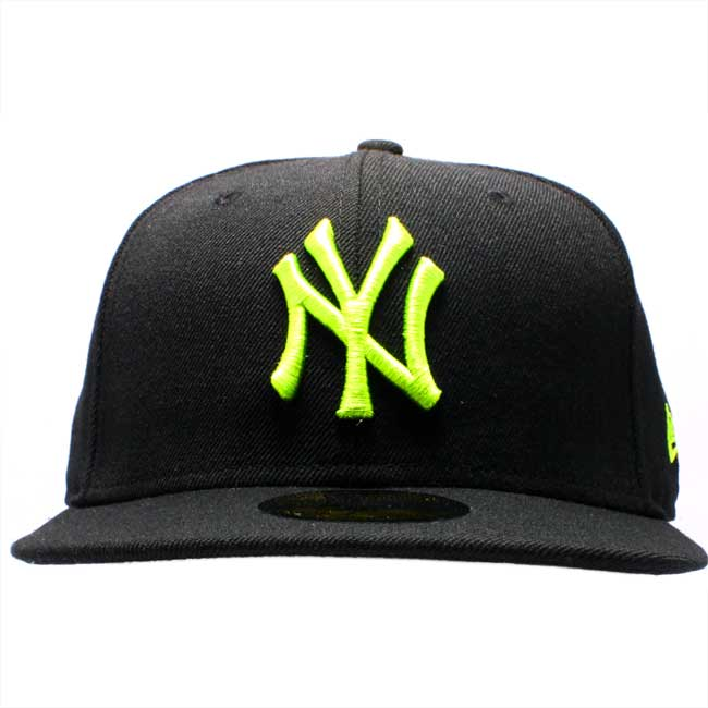 New era Cap new New York Yankees black / Erin green New Era Cap Green Logo New York Yankees Black/Erin Green