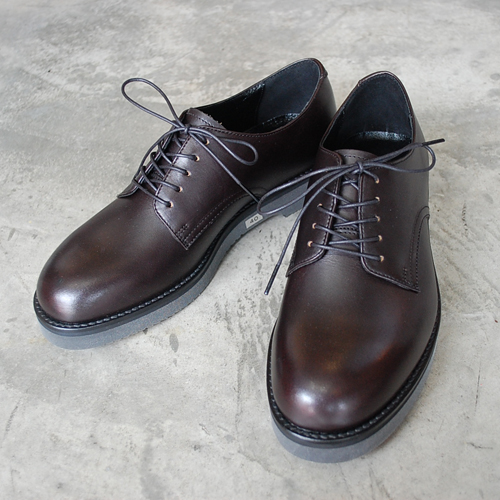 PADRONE パドローネ メンズ DERBY PLAIN TOE SHOES / DANTE ダンテ ブラック BLACK PU8759-2001-18C 革靴 アーバンライン