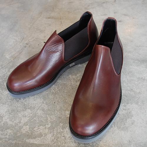 PADRONE パドローネ メンズ SIDE GORE SHORT BOOTS / MAURO マウロ DARK BROWN ダークブラウン PU8759-1201-18C 革靴 アーバンライン