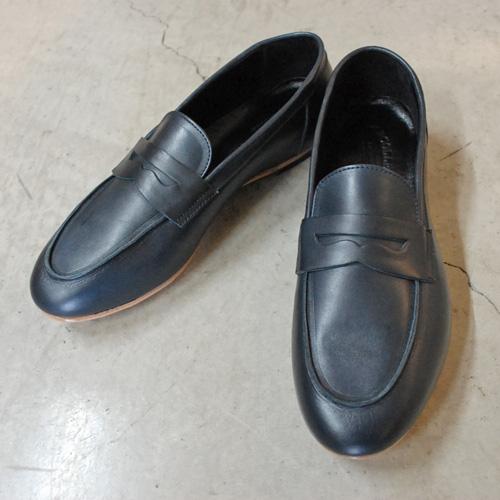 ARCOLLETTA PADRONE(アルコレッタパドローネ) AP8185-2301-19C LOFERS / LUCIO ネイビー NAVY 革靴 メンズ