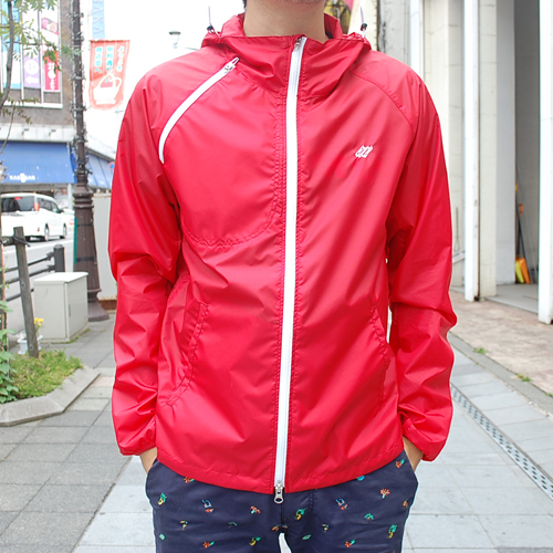 【メーカー直送】 narifuri レッド narifuri ナリフリ NF2022 ナイロンポケッタブルウィンドブレーカー RED RED レッド, 日吉津村:25929937 --- supervision-berlin-brandenburg.com