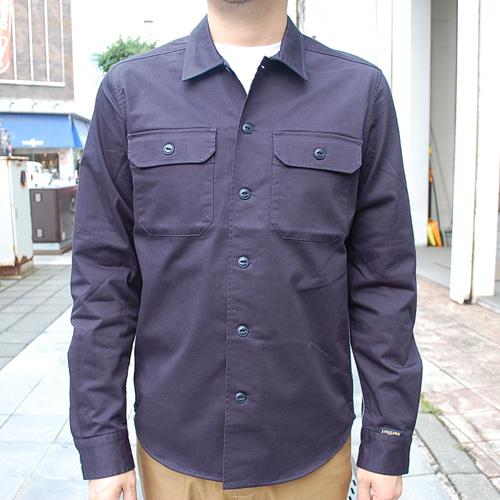 【30%OFF】 narifuri ナリフリ NF4012 アーミーヒートシャツ NAVY ネイビー