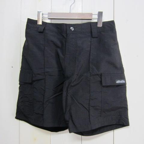 [MADE IN USA] mocean [cargo shorts][1059][black] モーシャン カーゴショーツ ブラック