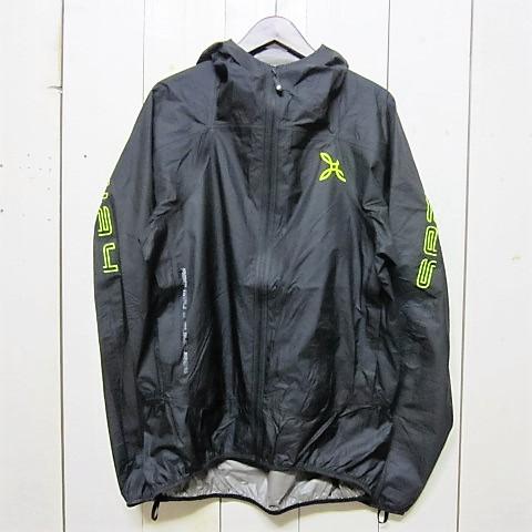 【訳あり】 montura モンチュラ [fly jacket][black]