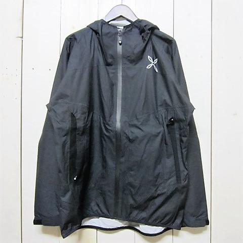 montura モンチュラ [time up jacket][black]