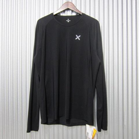 montura モンチュラ [sensi maglia][ls][MMGNU8X][black]