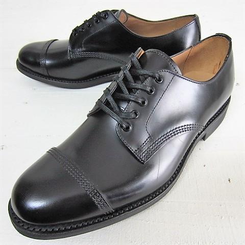 sanders サンダース 1128 [military derby shoe][black]