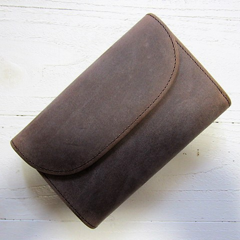 settler セトラー [3 fold purse wallet][ow1112][brown]
