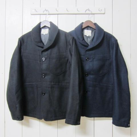 【訳あり】 honnete オネット [shawl collar jacket][wool][2c]