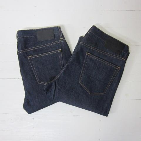 wings + horns [basic jeans][slim & straight][2 model]