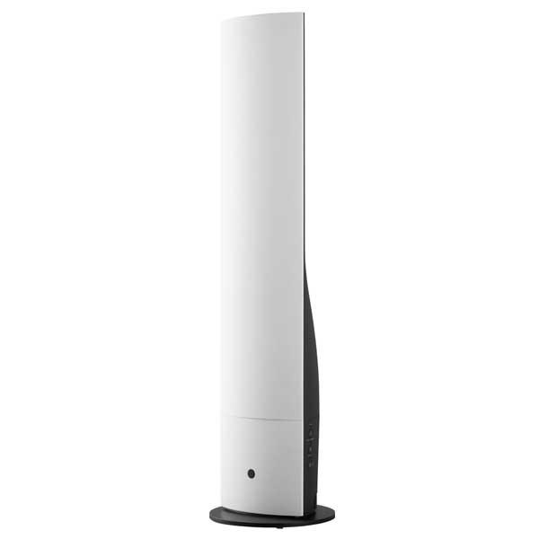 【あす楽】ドウシシャ DOSHISHA ディーデザイン d-design タワー型ハイブリッド式加湿器 タワー マットホワイト DKHT-352 MWH 【送料無料】【asrk_ninki_item】
