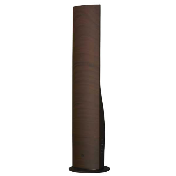 ドウシシャ DOSHISHA ディーデザイン d-design タワー型ハイブリッド式加湿器 タワー ダークウッド DKHT-3521 DWD 【送料無料】