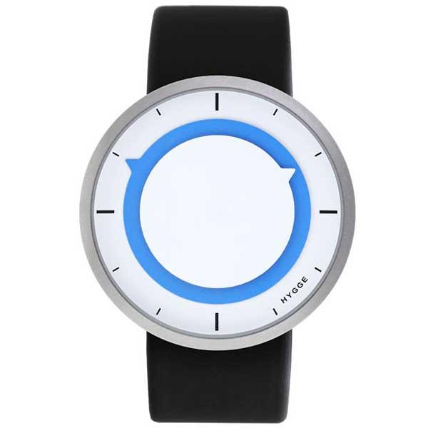 ヒュッゲ HYGGE 腕時計 3012 HGE020026 White Dial / Blue Hand【送料無料】