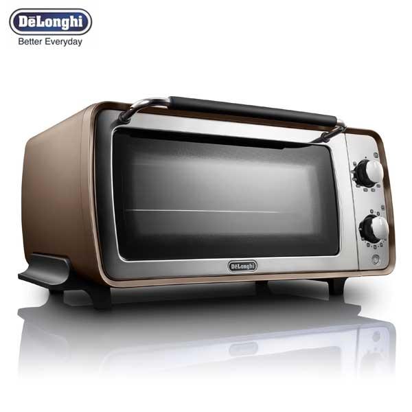 デロンギ DeLonghi ディスティンタコレクション オーブン&トースター フューチャーブロンズ EOI407J-BZ 【送料無料】