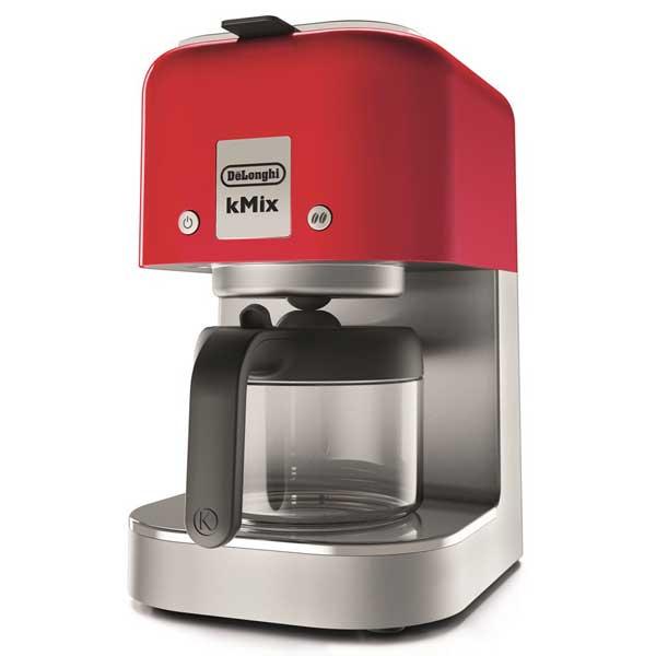 デロンギ DeLonghi ケーミックス kMix ドリップコーヒーメーカー スパイシーレッド COX750J-RD 【送料無料】