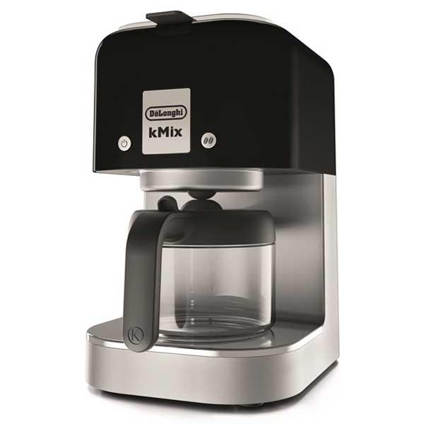 デロンギ DeLonghi ケーミックス kMix ドリップコーヒーメーカー リッチブラック COX750J-BK 【送料無料】