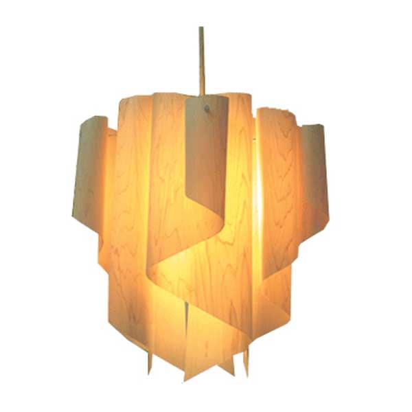 ディクラッセ DI CLASSE ペンダントランプ Pendant Lamp アウロ ウッド M Auro Wood M LP2049WO【送料無料】