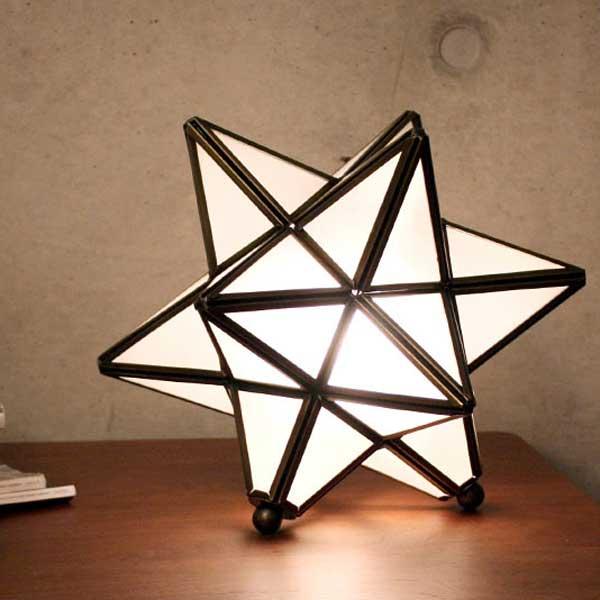 ディクラッセ DI CLASSE テーブルランプ Table Lamp エトワール Etoile フロスト Frost LT3675FR【送料無料】