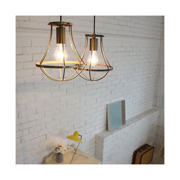 ディクラッセ DI CLASSE ペンダントランプ Pendant Lamp ジェンマ スモール Gemma Small アンティークブラウン Antique Brown LP3049BR【送料無料】