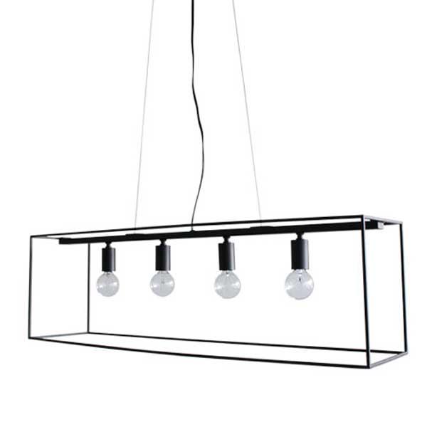 ディクラッセ DI CLASSE ペンダントランプ Pendant lamp シェナーリオW ScenarioW LP3113BK 【送料無料】
