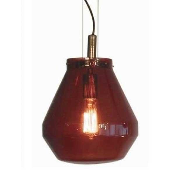 ディクラッセ DI CLASSE ペンダントランプ Pendant Lamp ベネチアバッソ Venezia Vaso バイオレット LP3107VI 【送料無料】
