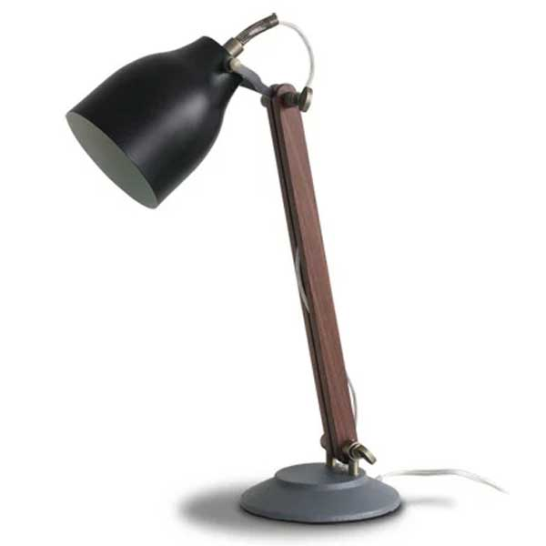 ディクラッセ DI CLASSE デスクランプ Desk Lamp ファルン Falun ブラック LT3687BK 【送料無料】