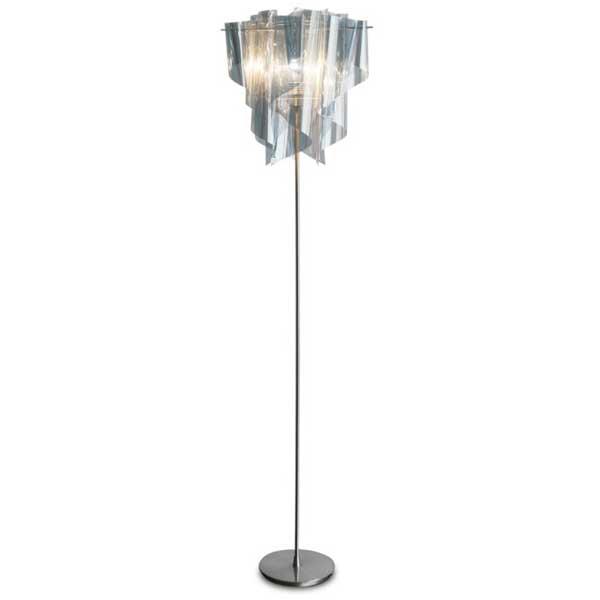 ディクラッセ DI CLASSE フロアランプ Floor Lamp アウロミラー Auro Mirror ミラー LF4200MR 【送料無料】