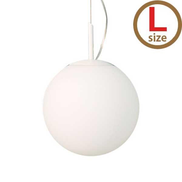 ディクラッセ DI CLASSE ペンダントランプ PendantLamp ボローゾ LED Bollosoe Lサイズ White LP3132WH