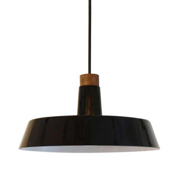 ディクラッセ DI CLASSE ペンダントランプ PendantLamp LEDパデラ LED Padella 黒 LP3096BK