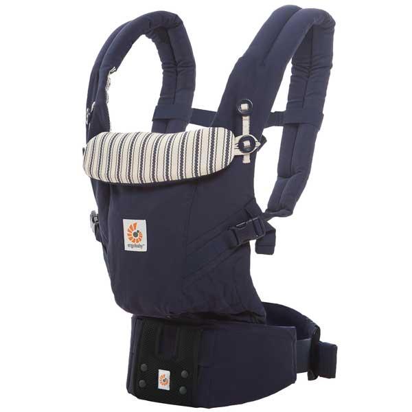 エルゴベビー Ergobaby ベビーキャリア Baby carrier アダプト ADAPT アドミラルブルー CREGBCAPEADKBL 【送料無料】