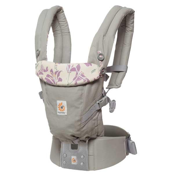エルゴベビー Ergobaby ベビーキャリア Baby carrier アダプト ADAPT カプア CREGBCAPEAKAPUAL 【送料無料】