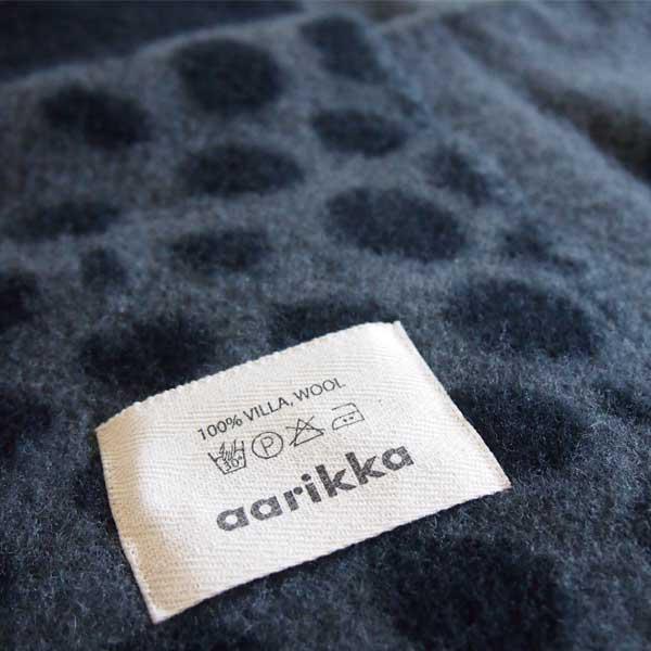 あす楽 アーリッカ aarikka パッシ PASSI ブランケット Blanket 130×180cm ブラック送料無料asrk ninki itemqMSVpUzG
