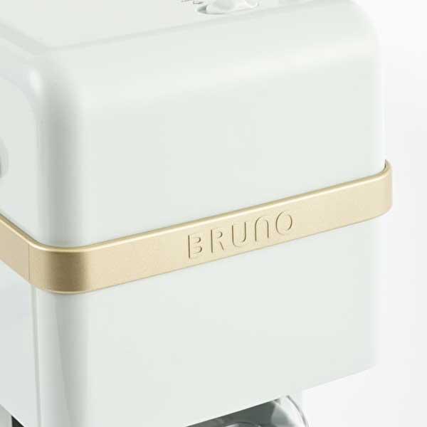 【あす楽】イデア idea ブルーノ BRUNO アイスクリーム&かき氷メーカー ブルーグリーン BOE061-BGR 【asrk_ninki_item】
