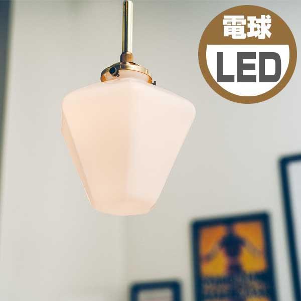 インターフォルム INTERFORM フィリア Philia 小形LED電球(電球色)付 LT-3806 (カラーCL・WH)