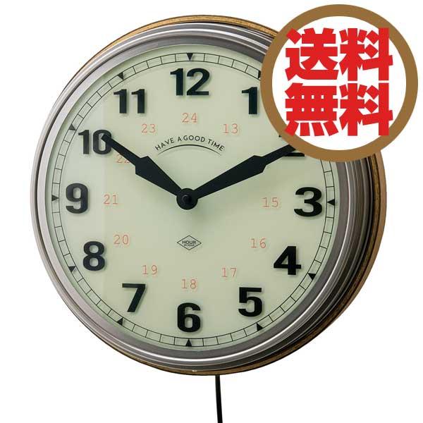 インターフォルム INTERFORM クロック CLOCK ルヴェロル Reverolle CL-2560 【送料無料】