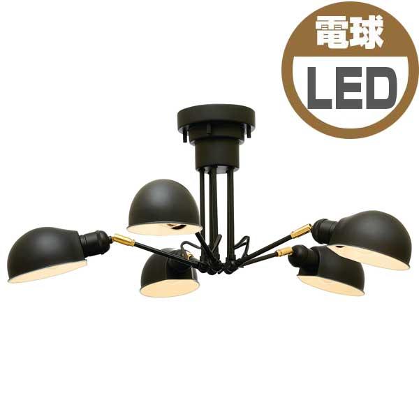 インターフォルム INTERFORM アヴェント Avvento 一般球形LED電球(電球色)×5付 LT-3430 【送料無料】