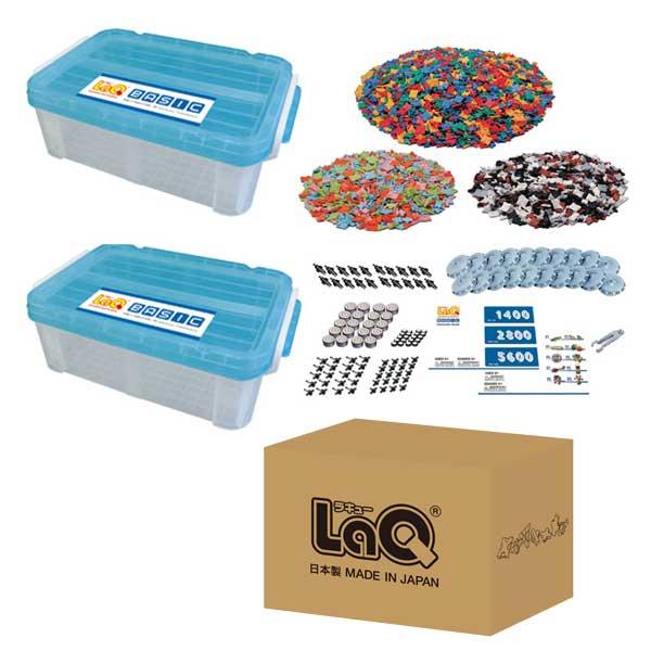 LaQ ラキュー Basic8400 ベーシック8400 8400pcs