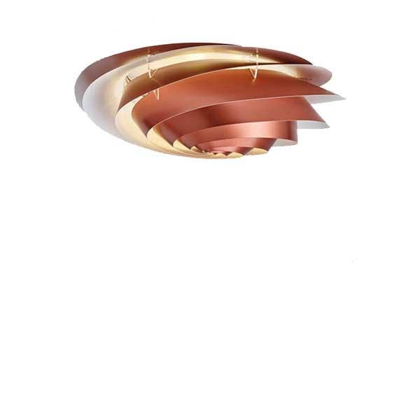 レクリント LE KLINT シーリングランプ Ceiling Lamp スワール SWIRL Sサイズ コッパー KC1320SCP 【送料無料】