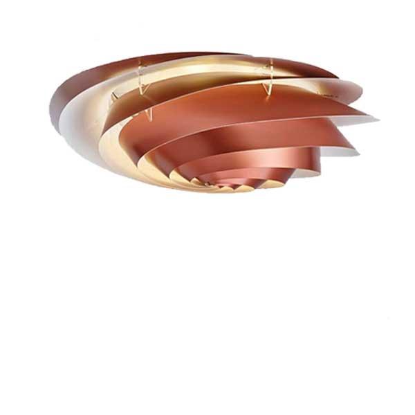 レクリント LE KLINT シーリングランプ Ceiling Lamp スワール SWIRL Mサイズ コッパー KC1320MCP 【送料無料】