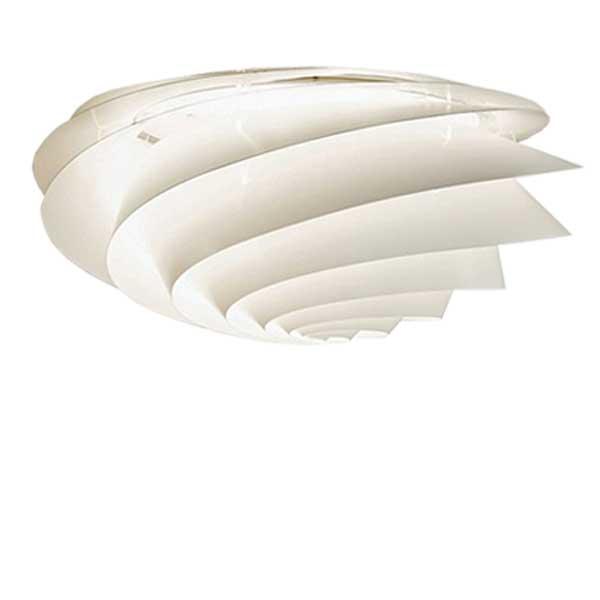 レクリント LE KLINT シーリングランプ Ceiling Lamp スワール SWIRL Lサイズ ホワイト KC1320LWH 【送料無料】