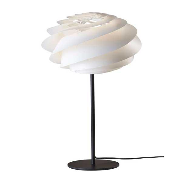 レクリント LE KLINT スワール Swirl テーブル Table KT331TBW White 【送料無料】